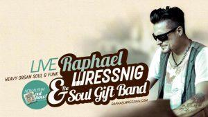 Raphael Wressnig & The Soul Gift Band @ Die Scherbe | Graz | Steiermark | Österreich