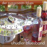 Uhudler Blues Band CD vorne