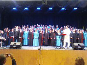Longfield Gospel Semester-Abschlusskonzert mit 3 Chören @ Theatersaal VHS Meidling | Wien | Wien | Österreich