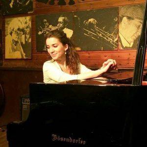 Irina Pavlovic, Tony Perez, Mika Pavlovic @ Louisiana Blues Pub