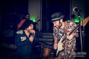 Jörg Danielsen´s Vienna Blues Association feat. Jorge Costales @ Mojo Music Club