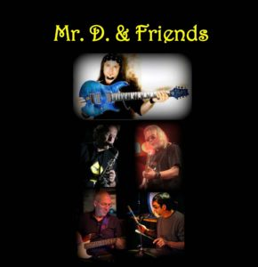 Mister D. & friends @ Louisiana Blues Pub