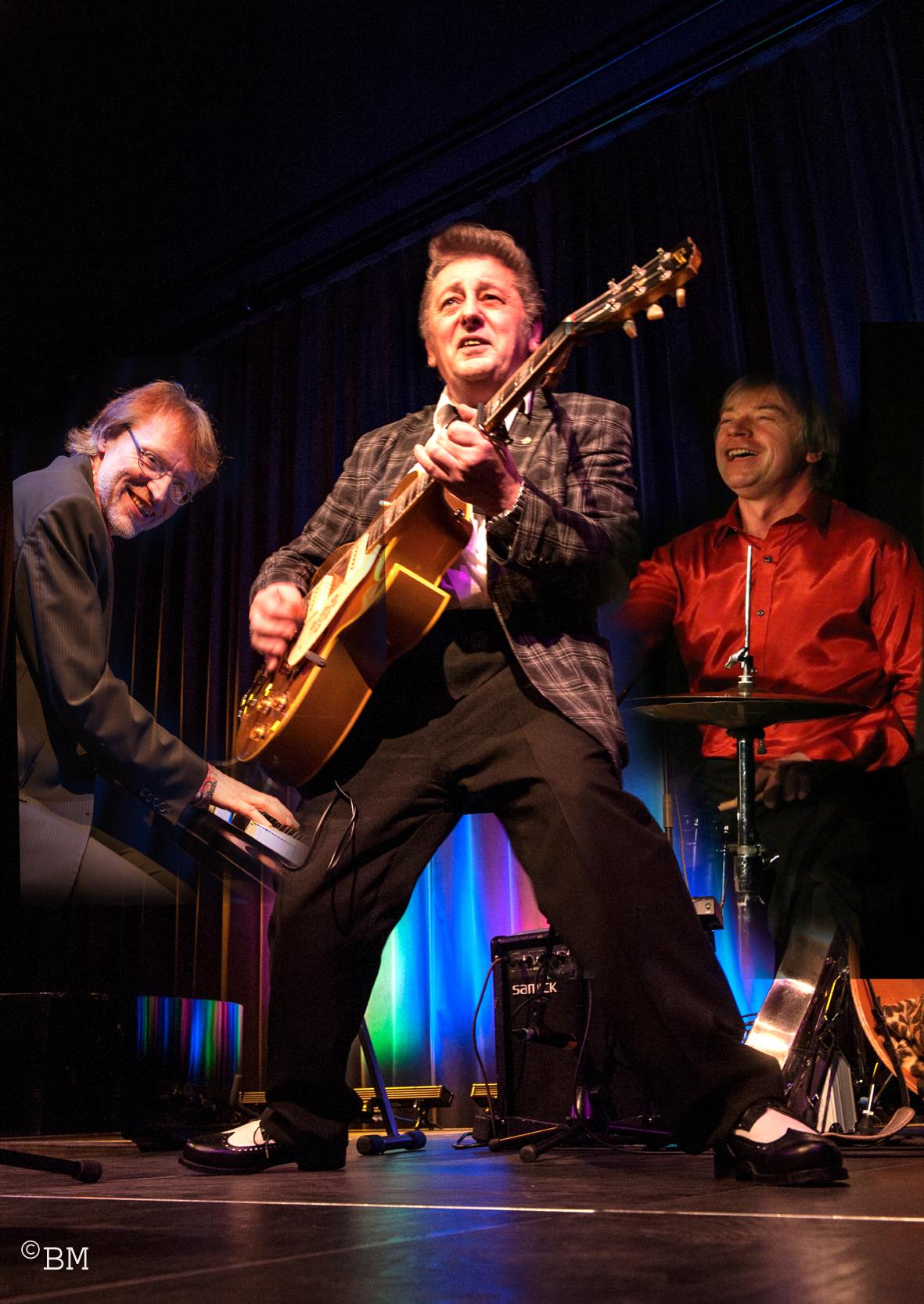 Al Cook Trio NEU