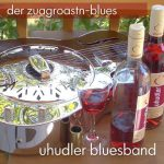 Uhudler Blues Band CD vorne