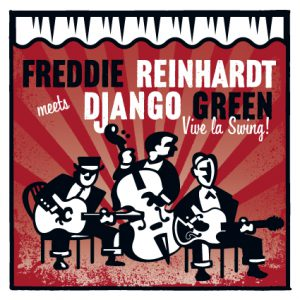 Freddie Reinhard meets Django Green @ Louisiana Blues Pub