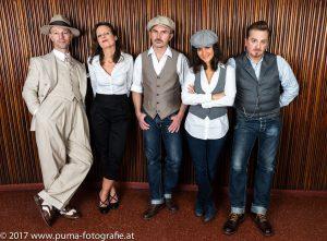HERBY & THE MUDCATS feat. Lilli Kern @ Tagesstätte Zuversicht | Kleinpertholz | Niederösterreich | Österreich