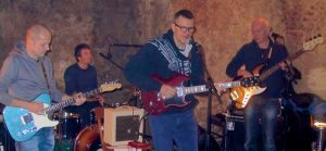 Backdoor Blues Band @ Cafe Stadler
