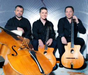 Diknu Schneeberger Trio – Gypsy Jazz @ 17Ten
