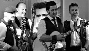 "The Memphis Bandits - ""Original American Vintage Music"" @ Strasshofer Kellertheater"