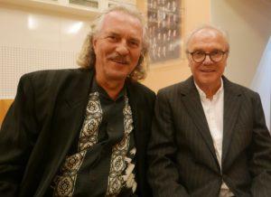Michael Köhlmeier & Hans Theessink @ Forum Kloster | Gleisdorf | Steiermark | Österreich