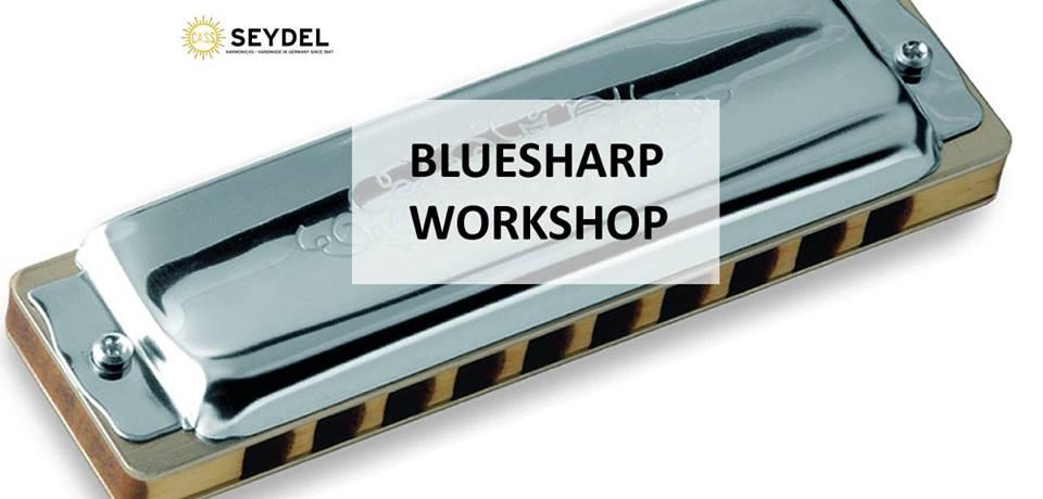 Bluesharp-Workshop Linz