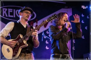 Lilly Kern & Herby Dunkel @ Louisiana Blues Pub