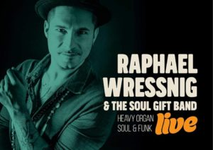 Raphael Wressnig & The Soul Gift Band feat. Gisele Jackson @ Porgy & Bess