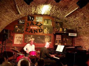 Günther Straub & Peter Müller @ Jazzland