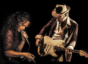 Meena Cryle & The Chris Fillmore Band @ Theater am Spittelberg