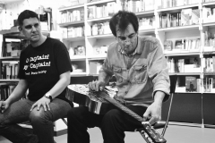Christoph Noe & Alwin Schönberger & Andreas Cipa @ Buchhandlung Tiempo Nuevo | Wien | Wien | Österreich