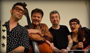 Veronica Sbergia Quartet @ Local