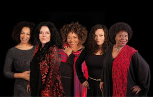 "Viennese Ladies ""A Tribute to Etta James & MORE"" @ Metropol"