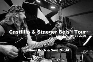 Castillio & Staeger Beisl Tour 2020 & special Guest Richy Bryan @ Tunnel