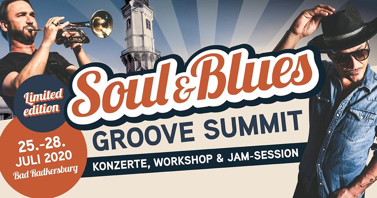 Soul Blues Groove Summit