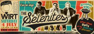 The Selenites @ Oberwirt Magdalena