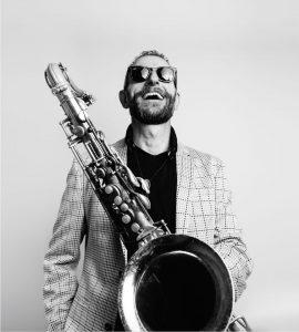 "Tom Müller ""sax first, talk later"" - die CD-Präsentation @ Local"