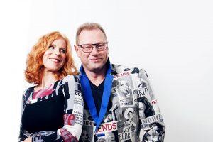 Robert Shumy & Anke Angel @ Heuriger Wolff