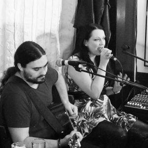 Julia Denise & Roland Stinauer @ Louisiana Blues Pub