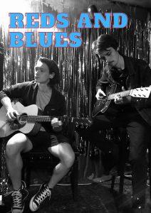 Reds and Blues @ Louisiana Blues Pub